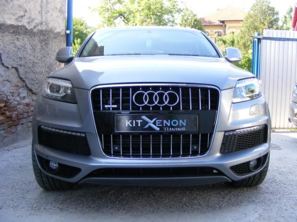Facelift-S-Line-Body-Kit-estetico-completo-paraurti-minigonne-Audi-Q7-4L-2006-gt