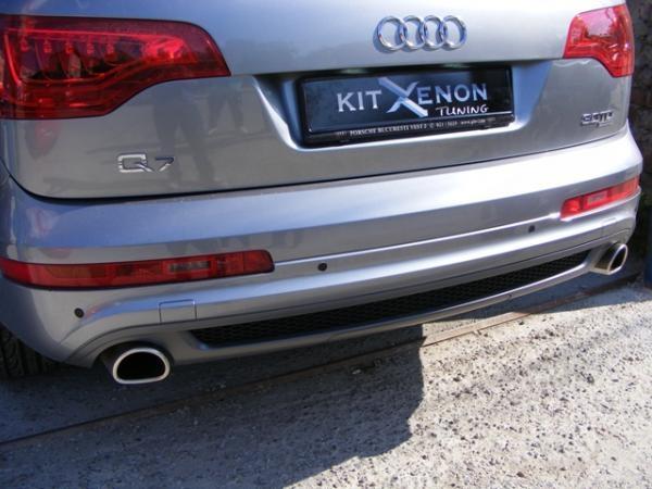 Facelift-S-Line-Body-Kit-estetico-completo-paraurti-minigonne-Audi-Q7-4L-2006-gt miniatuur 2